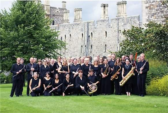 Cambridge Wind Band sponsorship