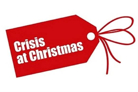 Supporting Crisis - reserve a place this Christmas