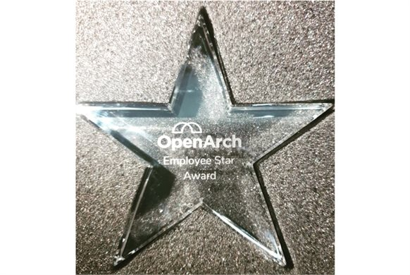 OPENARCH STAR OF THE MONTH - NICK ELLINGTON