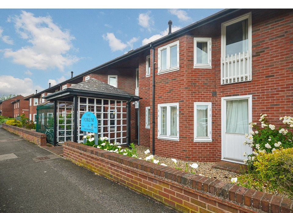 Flat 31, The Forum, Tiverton Way, Cambridge, CB1 3HT