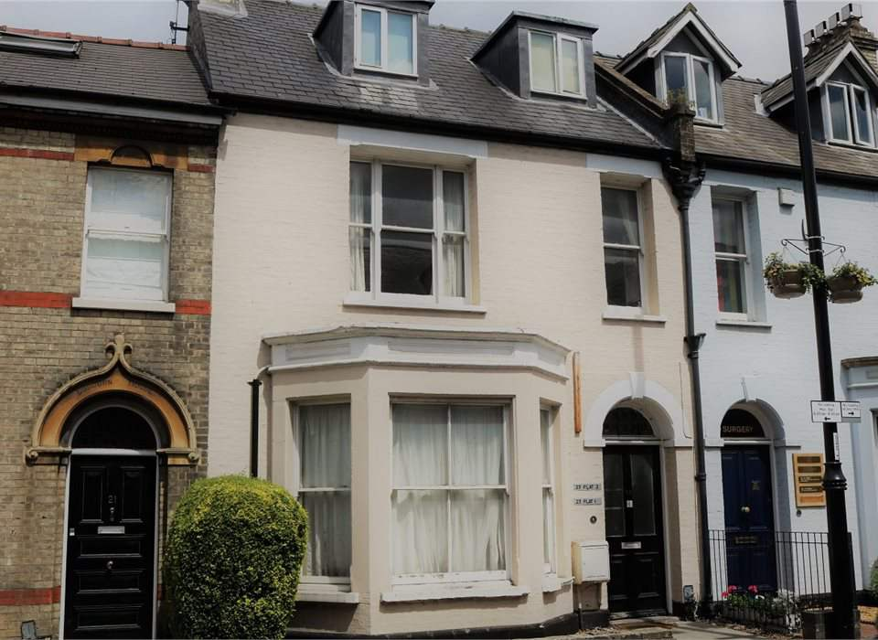 Flat 1, 23 Mill Rd, Cambridge, CB1 2AB