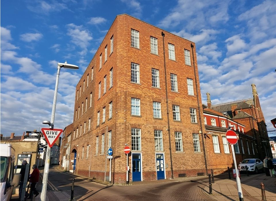 Exchange Tower, Bridge Street, Wisbech, PE13 1HG