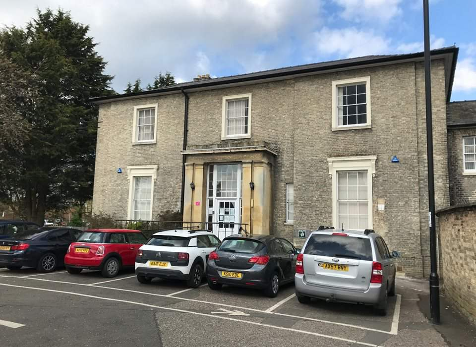 The Old Vicarage, Wisbech, PE13 1BW